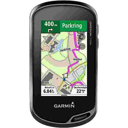 Garmin Oregon 750t inkl. Topo Active Europa GPS schwarz