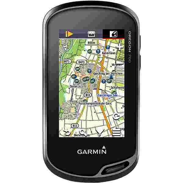 Garmin Oregon 700 GPS schwarz