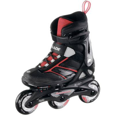 ROLLERBLADE Spitfire Fitness Skates Kinder schwarz/rot