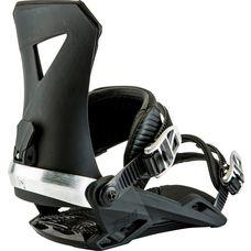 Nitro Snowboards Zero Snowboardbindung Herren schwarz