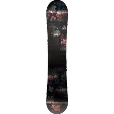 Nitro Snowboards Fate Flateout All-Mountain Board Damen schwarz