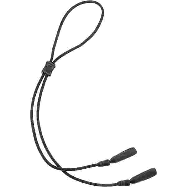 Croakies Terra System XL end Brillenband schwarz