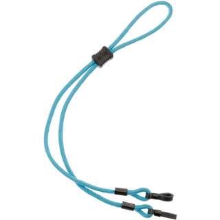 Croakies Terra spec coard adjustable Brillenband türkis