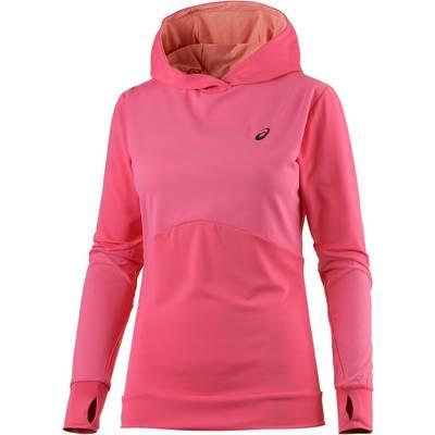 ASICS Laufhoodie Damen rosa