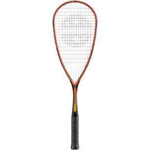 Unsquashable SQ Schläger Y-Tec 5005 C4 Squashschläger schwarz/orange