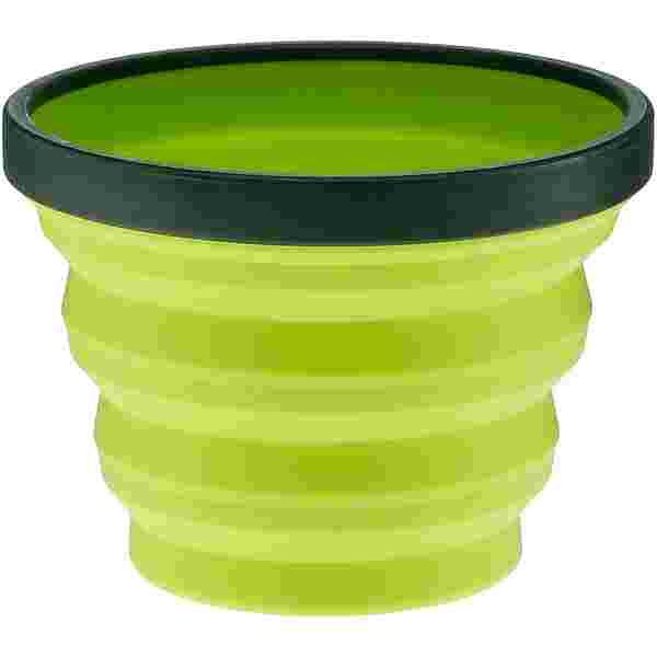 Sea to Summit Tasse X-Cup Trinkbecher lime