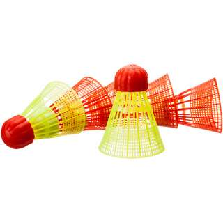 Talbot-Torro Aerospeed Speed Badmintonball Badmintonball orange-gelb