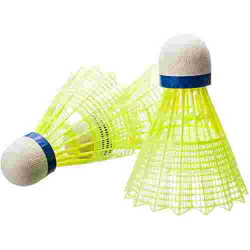 Talbot-Torro BM Ball Tech 350 Speed Medium Badmintonball gelb