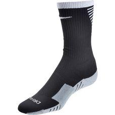 Nike Squad Fußballstrümpfe schwarz/weiß