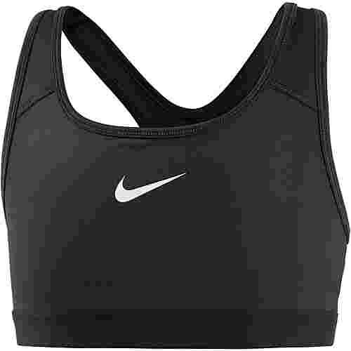 Nike Pro Classic Sport-BH Kinder schwarz