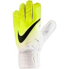 Nike Match Torwarthandschuhe weiß/gelb