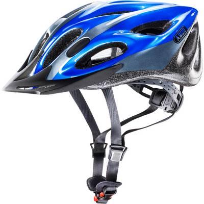 ABUS Raxtor Zoom Fahrradhelm Kinder blau