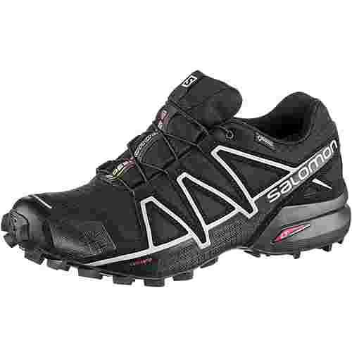 Salomon SPEEDCROSS 4 GTX® Trailrunning Schuhe Herren schwarz