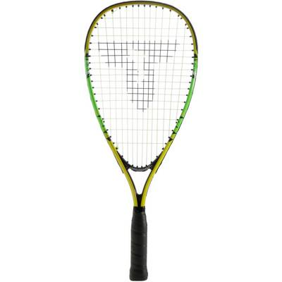 Talbot-Torro Speed 4000 Badminton Set gelb/grün