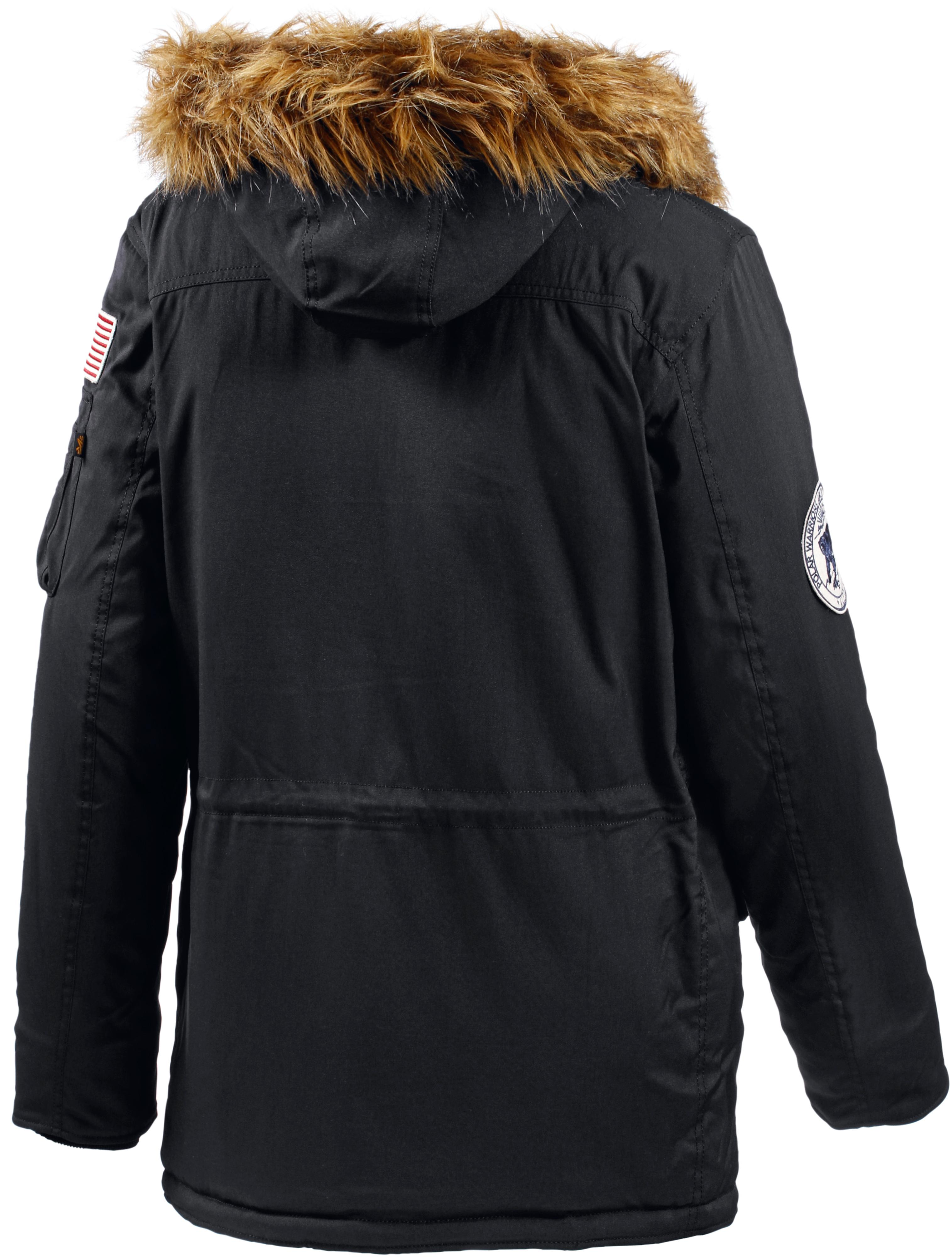 Alpha Industries Herren Winterjacke Polar
