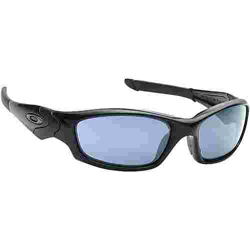 oakley straight jacket sonnenbrille polished black black iridium im online shop von sportscheck. Black Bedroom Furniture Sets. Home Design Ideas