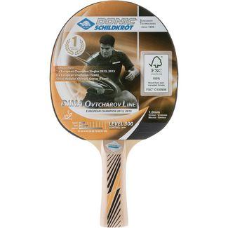 Donic-Schildkröt Ovtcharov 300 FSC Tischtennisschläger schwarz