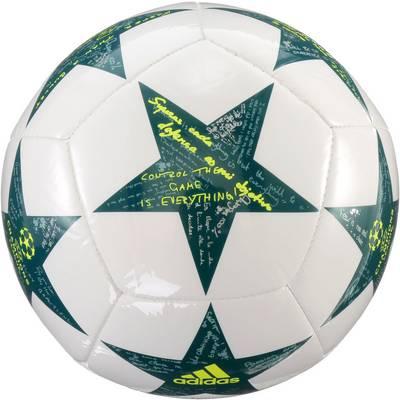 adidas CL Mini Fußball weiß