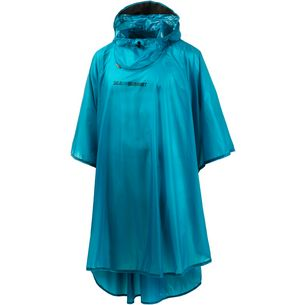 Sea to Summit Poncho Regenjacke blue