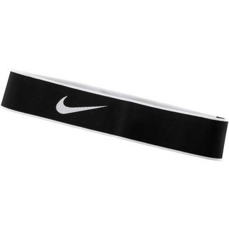 Nike Pro Swoosh 2.0 Haarband Damen BLACK/WHITE/WHITE