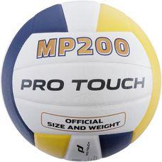 Pro Touch Volleyball weiß/blau/gelb
