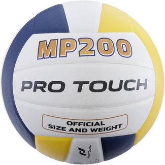 Pro Touch MP 200 Volleyball weiß/blau/gelb