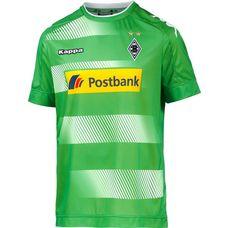 KAPPA Borussia Mönchengladbach 16/17 Auswärts Fußballtrikot Herren grün