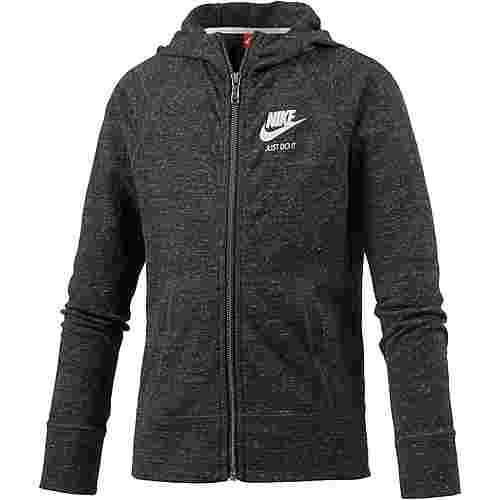 Nike Sweatjacke Kinder schwarz
