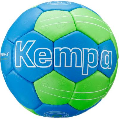 Kempa PRO-X Match Handball blau/grün