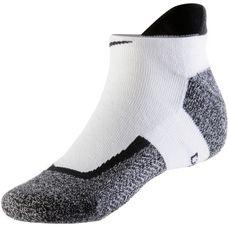 Nike Elite No-Show Tennissocken schwarz/weiß