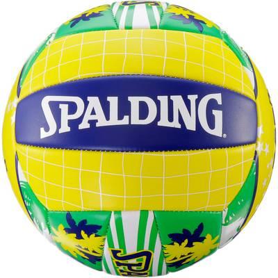 Spalding Beachvolleyball grün/gelb/blau