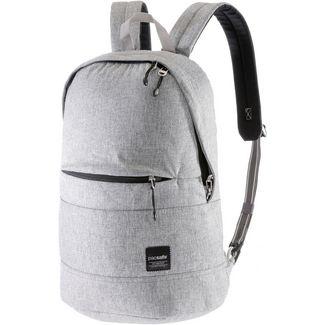 Pacsafe Rucksack slingsafe LX300 Daypack tweed grey
