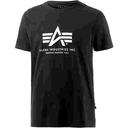 Alpha Industries T-Shirt Herren schwarz