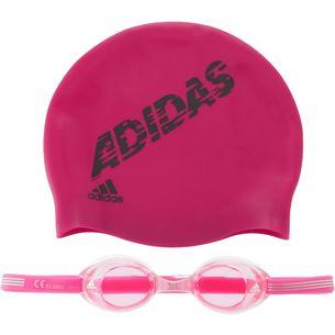 adidas Schwimmset Kinder rosa
