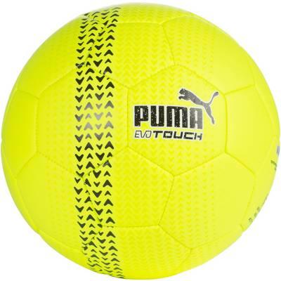 PUMA evo Touch Fußball gelb/grau