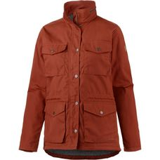 FJÄLLRÄVEN Räven Funktionsjacke Damen orange