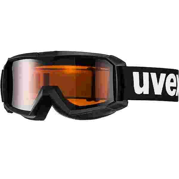 Uvex flizz LG Skibrille Kinder schwarz