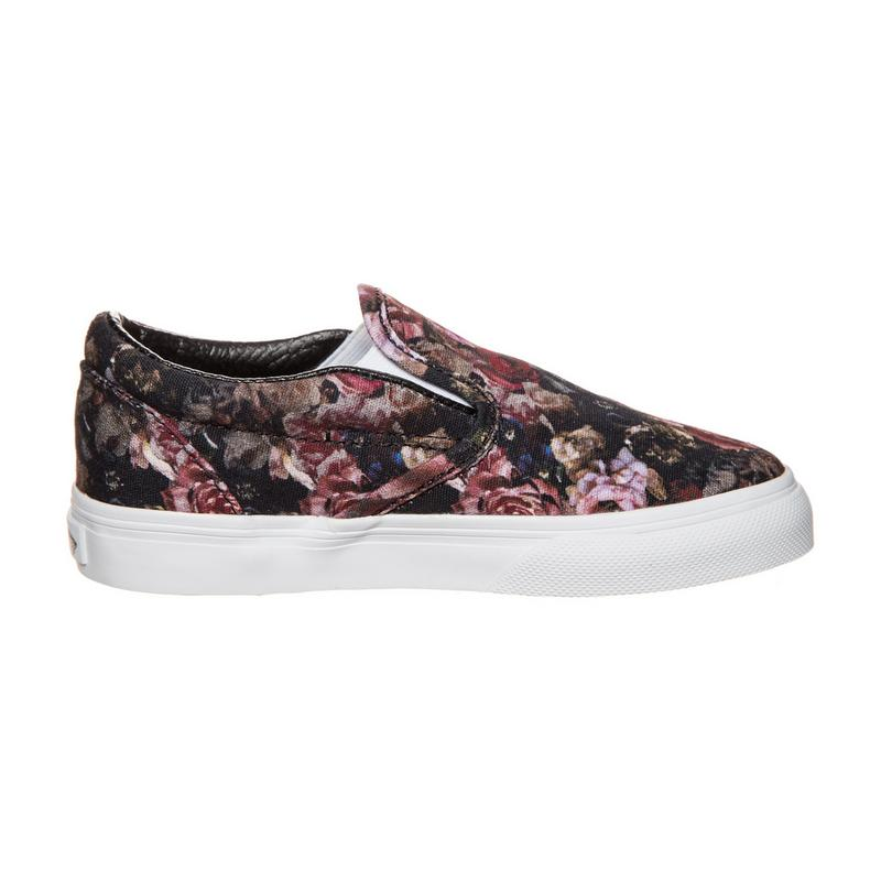 Vans - Kinder - Classic Slip-On E - Sneaker - mehrfarbig