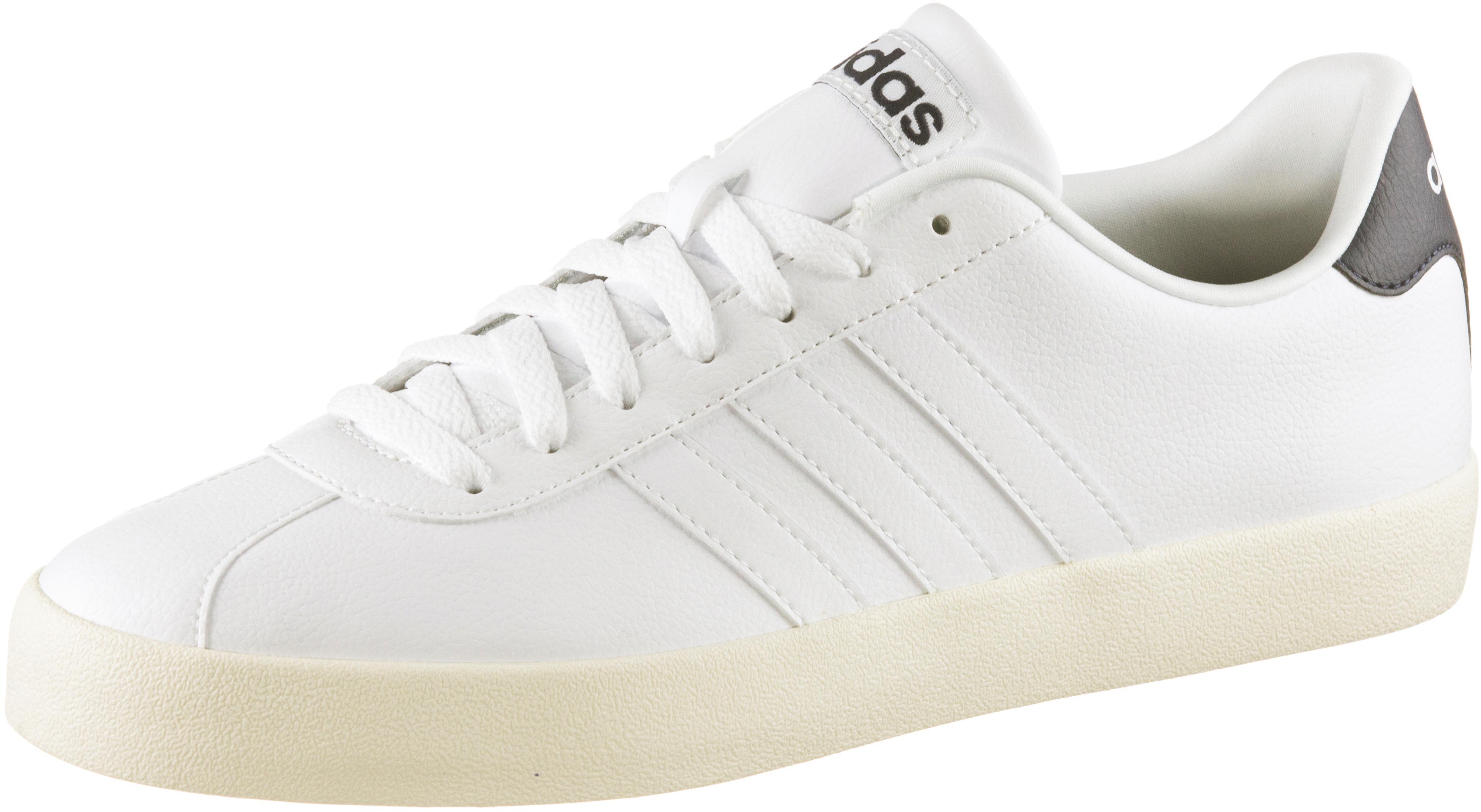 adidas VL Court Vulc Sneaker Herren weiß im Online Shop von SportScheck kaufen