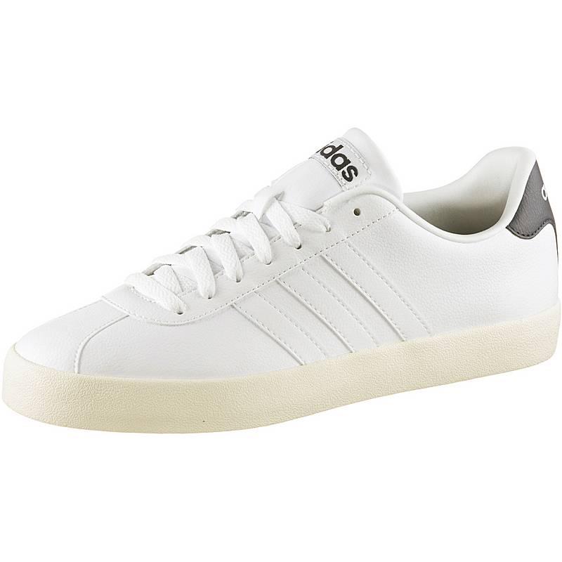 Adidas VL Court Vulc Sneaker Herren weiß im Online Shop von ... eb4858423e