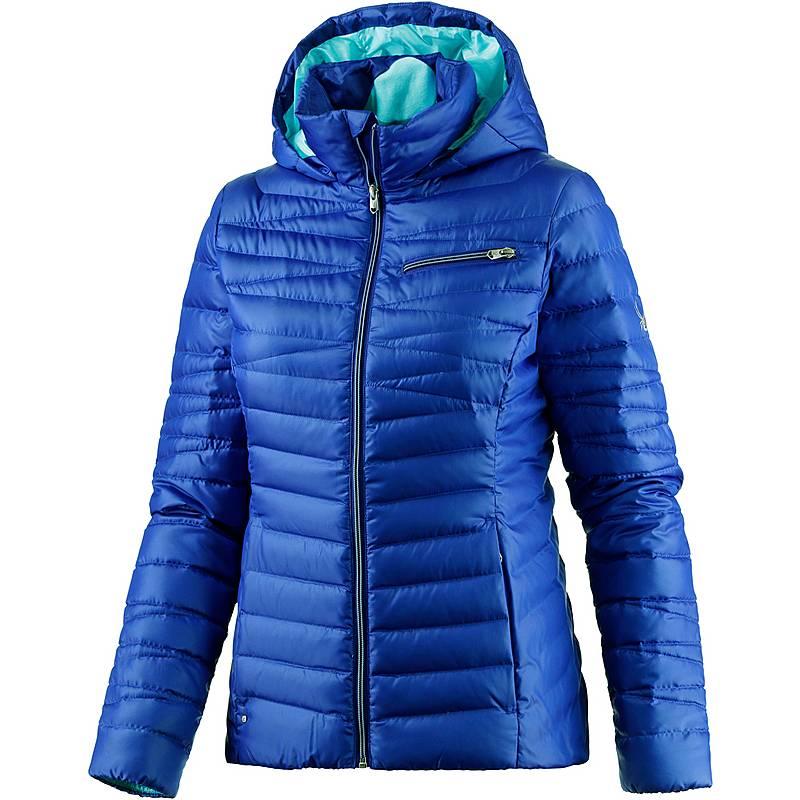 Spyder Timeless Daunenjacke Damen blau im Online Shop von ... 3d8bb606ec