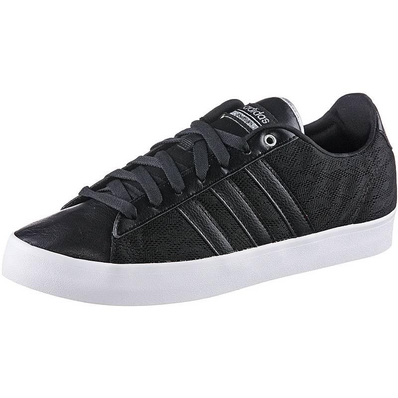 Adidas Cloudfoam Daily QT Sneaker Damen schwarz im Online Shop von ... 358f35cc45
