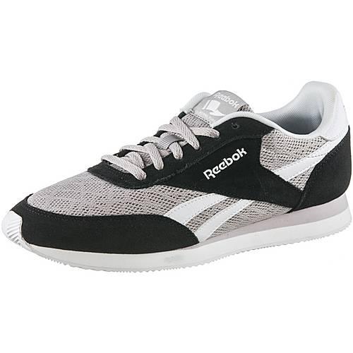 Reebok Royal Classic Sneaker Damen schwarz/grau