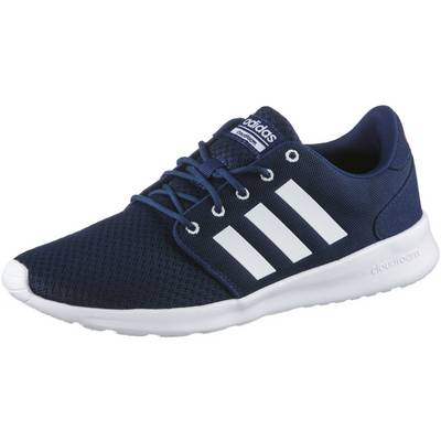 adidas cloudfoam qt racer sneaker damen navy im online. Black Bedroom Furniture Sets. Home Design Ideas