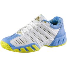 K-Swiss Bigshot Light 2.5 Tennisschuhe Damen weiß/blau