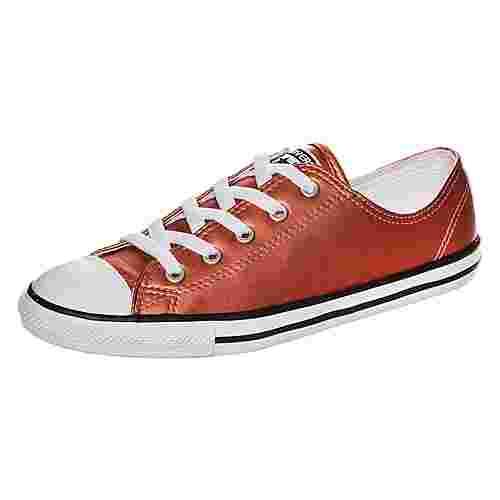 CONVERSE Chuck Taylor All Star Dainty Metallic Sneaker Damen kupfer / weiß im Online Shop von SportScheck kaufen