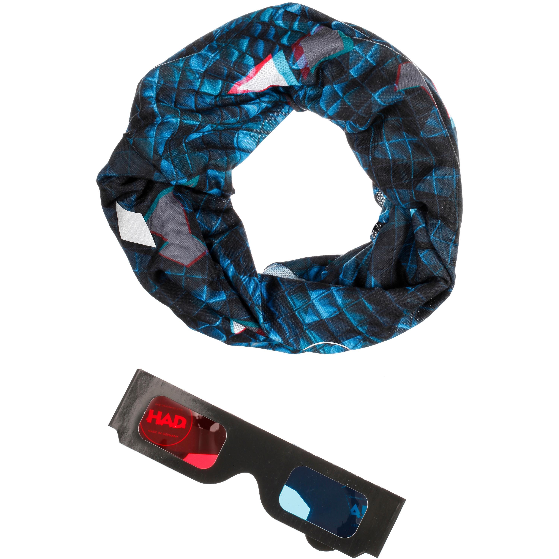 Image of H.A.D. Reflectives Snake 3D Reflective Bandana