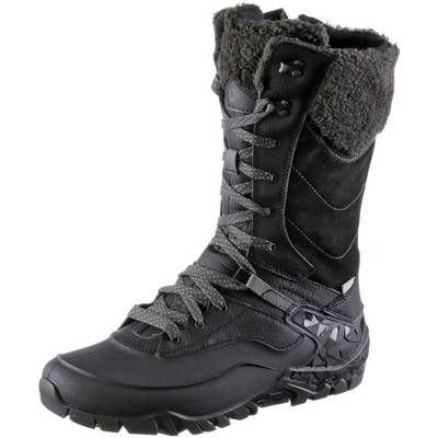 Merrell Aurora Tall Ice Waterproof Winterschuhe Damen schwarz
