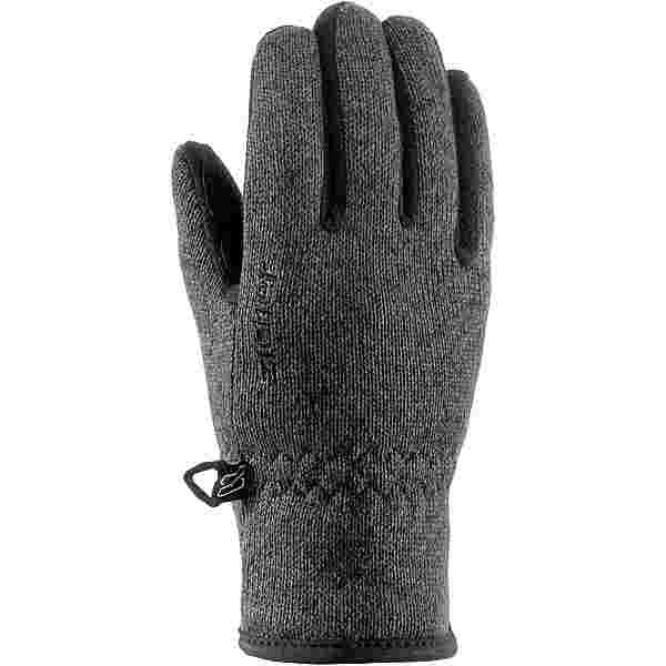 Ziener Limagios Fingerhandschuhe Kinder black melange