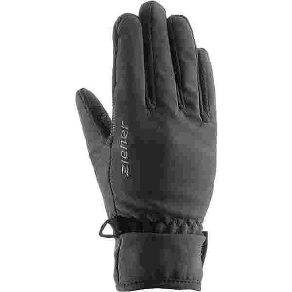Ziener LIMPORT MULTISPORT Fingerhandschuhe Kinder black